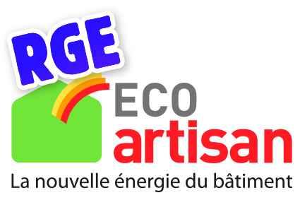 Amélioration Maison Individuelle est certifié ECO Artisan RGE