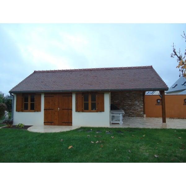 AMI Lorraine - Extension de la maison
