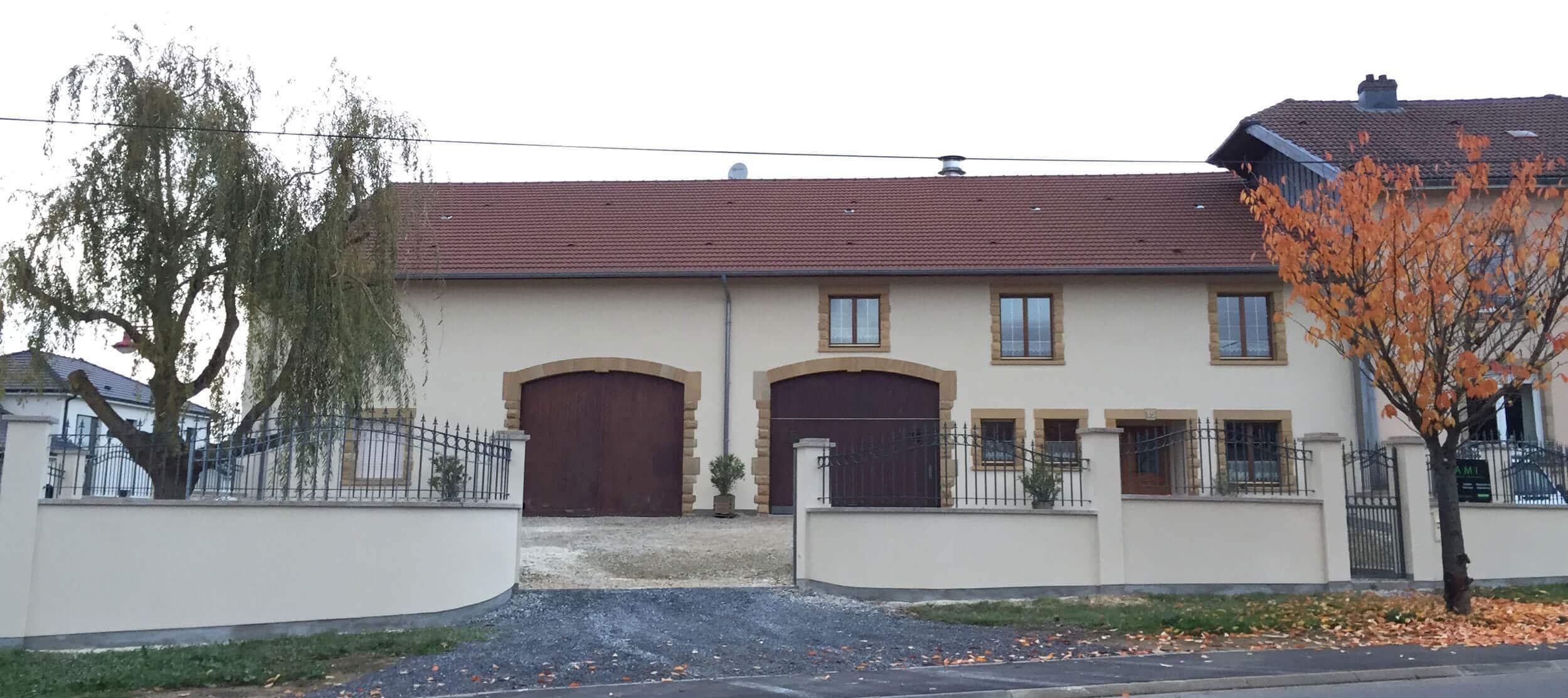AMI Lorraine - Spécialiste du Ravalement de façades et de l'isolation thermique extérieure en Lorraine