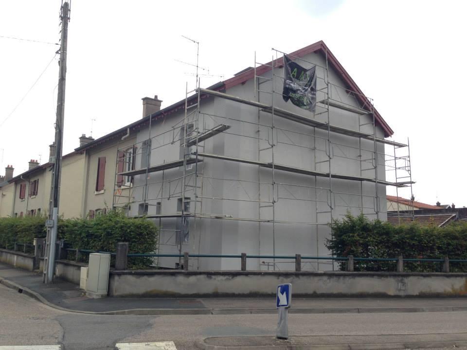 AMI Lorraine - Isolation thermique par l'extérieur Dombasle-sur-Meurthe (54 - Meurthe-et-Moselle)
