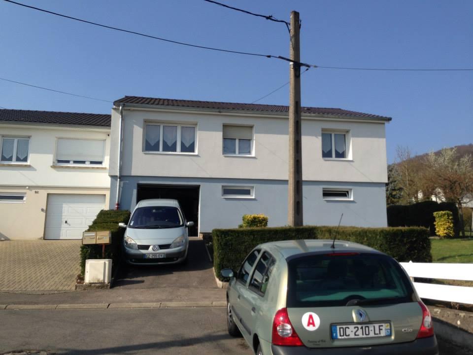 AMI Lorraine - Isolation thermique par l'extérieur Marange-Silvange (57 Moselle)