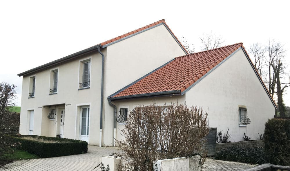 Ravalement fa ades 57 moselle for Amelioration isolation maison