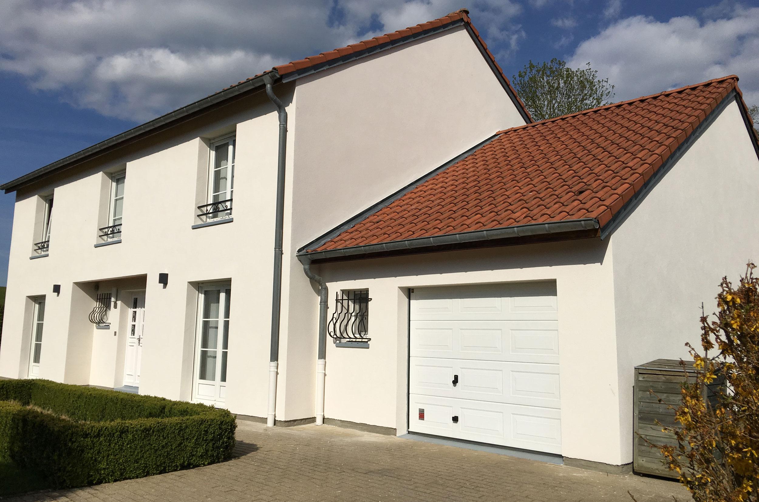 AMI Lorraine - Spécialiste du ravalement de façades en Moselle Metz Thionville Nancy